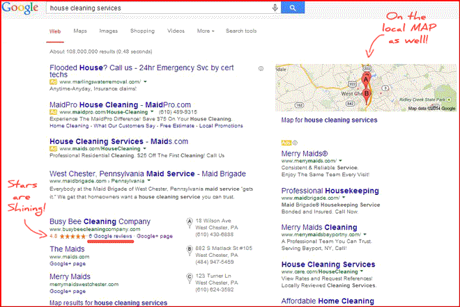 Local SEO Reviews