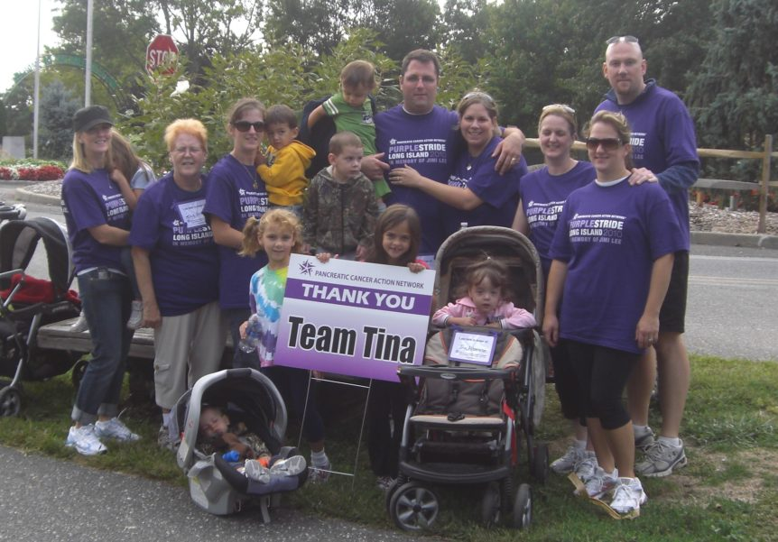 Pancreatic Cancer Action Network 5K Walk