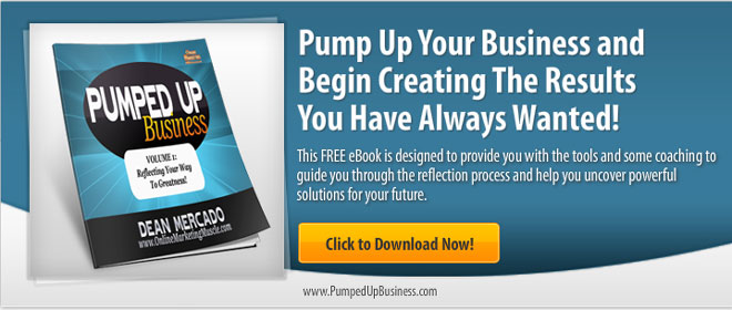 "Free eBook ""Pumped Up Business"" by Online Marketing Muscle"