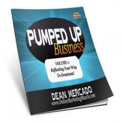 FREE Special Report - Pumped Up Business