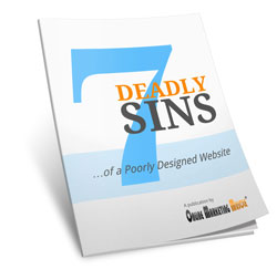 website sins free report cover